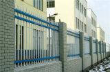 Высокомарочная шикарная декоративная гальванизированная стальная загородка 4-5 сада