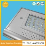 30W luzes LED Solar exterior IP integrado66 Luz Solar