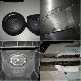 ろ過材のための熱い版の溶接機