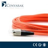 FC к кабелю заплаты оптического волокна двойного сердечника мультимодному 1000m FC
