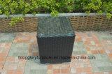 Viro PE 등나무 정원 소파 테이블 고정되는 옥외 가구