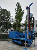 Los equipos de perforación de anclaje de la máquina de perforación también pueden utilizar para la perforación de la energía geotérmica el agujero y bien en China