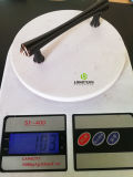De Hardware van het Handvat van het Meubilair van de slaapkamer voor Orb de Zwarte Handvatten van de Keukenkast