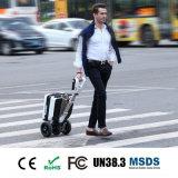 Scooter pliable de mobilité de qualité chaude de vente, scooter électrique de bagage de tricycle