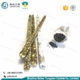 Отличная Wear-Resistance сварочных материалов склеиваемых композитный стержень для Hardfacing из карбида кремния