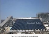 Высокий уровень выходного сигнала Suntask тепловой солнечной энергии при высокой температуре сборщика