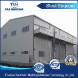 Oficina da construção de aço do baixo custo da fonte da fábrica