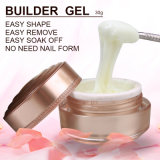 MSDS를 가진 공장 Price Nail Arts Beauty UV Builder Gel