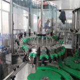 Bouteille de jus de fruits de la machine de remplissage
