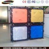 indicador de diodo emissor de luz interno elevado da cor cheia da definição P4 de 256*128mm