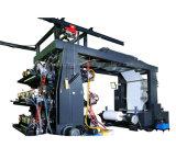 Impresora flexográfica de alta velocidad de la película de rodillo de la impresora del papel de rodillo