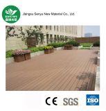 BaumaterialWPC zusammengesetzter Decking für im Freienbodenbelag