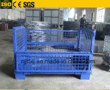 Металлический каркас для транспортировки поддонов проволочной сетки