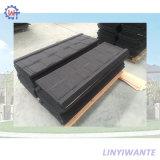 Энергосберегающие строительные материалы с покрытием из камня шингл миниатюры на крыше