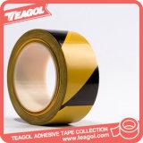 Resistencia fría conducto PVC cinta amarilla precaución la cinta del conducto