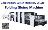 Has Video 280m/Min Links Standard Automatic Gluing Carton Making Machine (GK-1600PC)