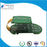 4 Layer Mltilayer PCB Blind Enterrado Via PCB Rigid Flexible PCB