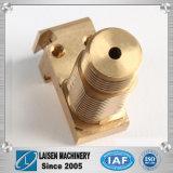Customized Het Brons CNC die van het Messing van het koper voor de Oplossing van de Delen van Schalen machinaal bewerken