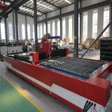 Nova Condição 1500W pequena máquina de corte a laser de metal de fibra