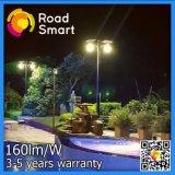 Diseño modular 4-12W Calle luz LED Solar con protección IP65 aprobado