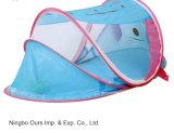 Reticolo pieghevole del cucciolo della zanzara di Yurt di vendita della base calda dei bambini