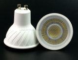 Riflettore termico della plastica 2700K 4500K 6000K 5W GU10 MR16 LED