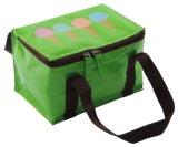 Quatre sacs de refroidisseur d'emballage de déjeuner de couleurs