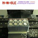 Honoble maquinado CNC de aluminio anodizado azul parte Medical Center
