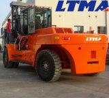 El mejor precio de Ltma carretilla elevadora diesel grande de 35 toneladas para la venta