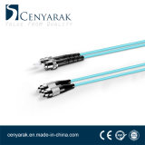 3 метр Om3 многомодового оптоволоконного кабеля для двусторонней печати (50/125) FC для St