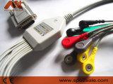 Cable de una sola pieza de Biocare 10-Lead EKG