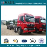 HOWO T5g 340HP 10X4 화물 수송기 트럭