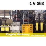 Пластичная прессформа дуновения штрангя-прессовани HDPE бутылки/отливая в форму машина