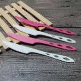PLA polylactide amidon cuillère en plastique de coutellerie biodégradable couteau de la fourche