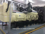 alternatore diesel di maratona del motore diesel del Mitsubishi del generatore di 2500kVA Kohler