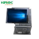 15 & 12-дюймовый телевизор с плоским оптовой хорошего качества нажмите POS кассовых компьютерной системы