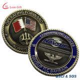 記念品のギフトのためのカスタム金属アラブ首長国連邦の銀貨