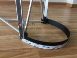 Del surgir bandera magnética de calidad superior del PVC de la visualización de la aleación de aluminio