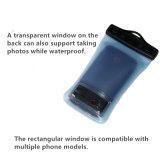 Qualitäts-transparenter wasserdichter allgemeinhinbeutel/Beutel für Handy