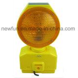 Verkehrs-Barrikade-Licht der Helligkeits-Solar-LED