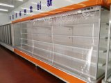Fábrica de Jiangsu Frigorífico Comercial Multideck OEM do refrigerador de demonstração