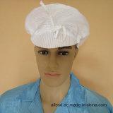 청정실 작업 착용 정전기 방지 모자