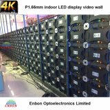 Ultra HD P1.66 Full Color TV LED Panneau mural