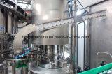 De automatische Plastic Vierkante Vloeistof die van de Eetbare Olie van de Fles Afdekkend 2 de Machine van in-1 Eenheid vullen