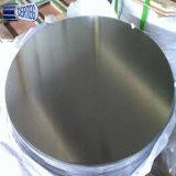 Алюминиевая плита круга для бака