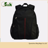 Backpack средней школы мальчиков способа черный большой большой для 8th грейдеров