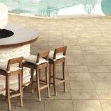 Glasig-glänzende Porzellan-Fußboden-Fliese mit dem Kleber-Entwurf verwendet für Werbung (CLT602B)