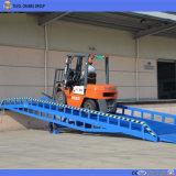 Carro Móvel hidráulico rampa do pátio de carregamento