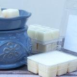 Venda por grosso de velas de cera de aroma Clamshells Pastéis de embalagem com cavidade forte