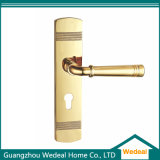 Porte de luxe intérieure en bois solide de qualité